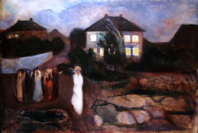 the-storm-edward-munch